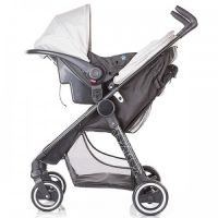 Chipolino - Carucior 2 in 1 Motto Beige