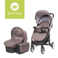 Carucior 2 in 1 Atomic Brown 4Baby