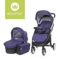 Carucior 2 in 1 Atomic Purple 4Baby