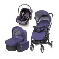 Carucior 3 in 1 Atomic Purple 4Baby