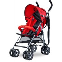 Caretero - Carucior sport Alfa Red