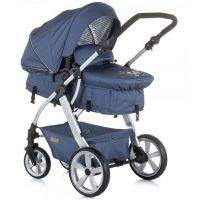 Carucior Chipolino Fama 3 in 1 marine blue