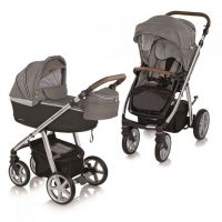 Carucior multifunctional 2 in 1 Espiro Next Manhattan Kansas Black