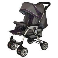 DHS Baby - Carucior nou-nascut Spring Violet