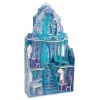 Kid Kraft - Casuta papusi Castelul de Gheata Frozen