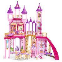 Casuta pentru papusi Simba Dream Castle cu papusa Steffi Love, papusa Evi Love si accesorii