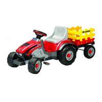 Peg-Perego - Tractor Mini Tony Tigre TC