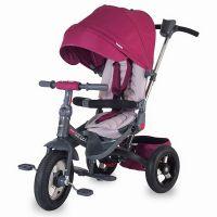 Coccolle - Tricicleta spatar reglabil si reversibil Corso Violet