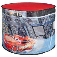 John - Cort de joaca Cars cu lumini 110x87x75 cm