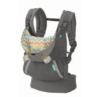 Marsupiu ergonomic cu gluga detasabila Infantino Cuddle Up resigilat