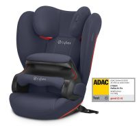 Cybex - Scaun auto 9-36 kg Pallas B-Fix Bay Blue, ADAC Test 2,4 Gut