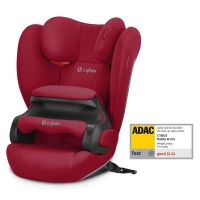 Cybex - Scaun auto 9-36 kg Pallas B-Fix Dynamic Red, ADAC Test 2,4 Gut