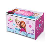 Delta Children - Ladita din lemn pentru depozitare jucarii Frozen