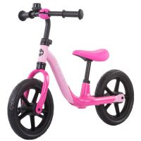 Bicicleta fara pedale Chipolino Sprint pink