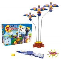 Splash Toys - Joc interactiv cu 3 porumbei