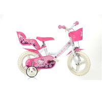 Dino Bykes - Bicicleta Hello Kitty 12