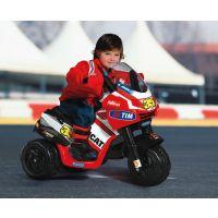 Peg-Perego - Motocicleta Ducati Desmosedici Raider VR