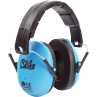 Casca antifonica copii Edz Kidz albastru