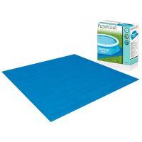 Folie protectie sol pentru piscina rotunda Bestway  335 x 335 cm 58001