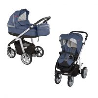 Carucior multifunctional 2 in 1 Espiro Next Stylish Blue