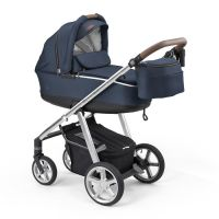 Carucior multifunctional 3 in 1 Espiro Next Avenue Navy Sky