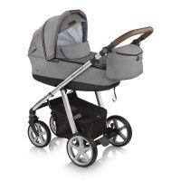 Carucior multifunctional Espiro Next Avenue 2 in 1 Grey Dove new