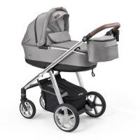 Carucior multifunctional 3 in 1Espiro Next Avenue Grey Dove