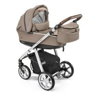 Carucior multifunctional Espiro Next Avenue 2 in 1 Cardamon Beige