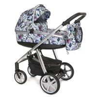 Carucior multifuntional 2 in 1 Espiro Next 2.1 Special Edition- 460 Flower 2020