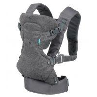 Marsupiu ergonomic reglabil cu 4 pozitii Infantino Flip resigilat