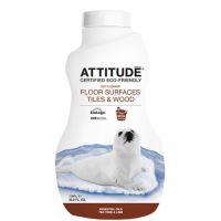 Attitude - Solutie de pardoseli cu Arbore de ceai si Lime 800 ml