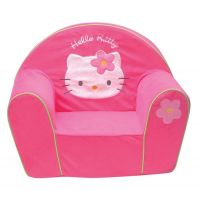 Fun House - Fotoliu din burete Hello Kitty