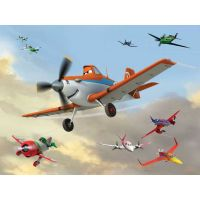 Diverse - Fototapet copii Planes 360x254 cm