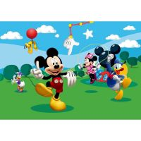 Diverse - Fototapet copii Disney Mickey Mouse 360x254 cm
