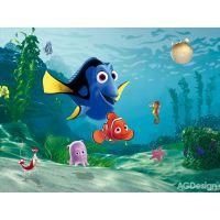 Diverse - Fototapet copii Finding Nemo 360x254 cm