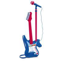 Bontempi - Chitara electrica si microfon