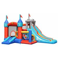 Happy Hop - Saltea gonflabila PlayCenter 13 in 1