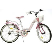 Dino Bikes - Bicicleta Hello Kitty 20''