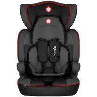 Lionelo - Scaun auto copii 9-36 Kg Levi One, Sporty Black