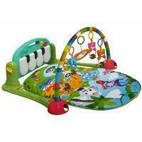 Huanger Toys - Salteluta de activitate cu pian