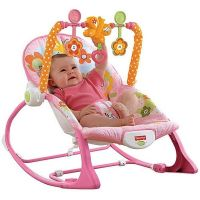 Fisher Price - Balansoar 2 in 1 Infant to Todler Pink