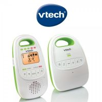 Interfon digital bidirectional Vtech BM2000, include melodii si lampa de veghe, raza actiune 300 m