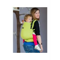 Marsupiu ergonomic toddler 8luni+ Isara full wrap conversion Lime
