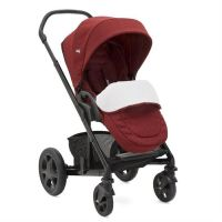Joie – Carucior 2 in 1 Chrome Deluxe Cranberry Editie Limitata
