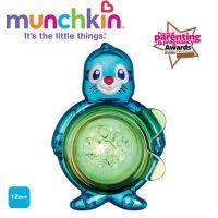 Munchkin - Jucarie de baie Foca si Pinguin
