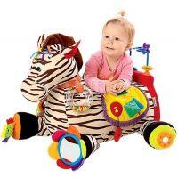 K's Kids - Jucarie cu 28 activitati zebra Ryan