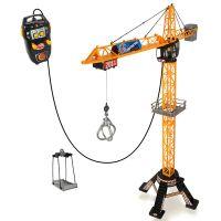 Jucarie Macara Mega Crane cu telecomanda Dickie Toys