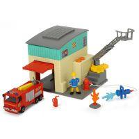 Statie de pompieri Fireman Sam Dickie Toys
