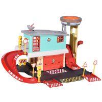 Statie de pompieri Fireman Sam Fire Station Dickie Toys