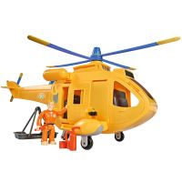Jucarie Simba Elicopter Fireman Sam Wallaby 2 cu accesorii